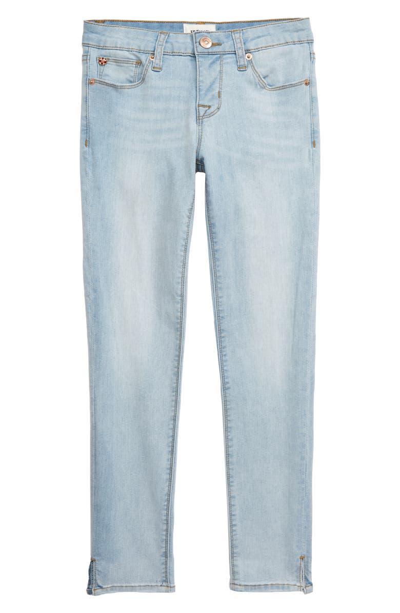 HUDSON JEANS Teagan Convertible Crop Skinny Jeans, Main, color, 400