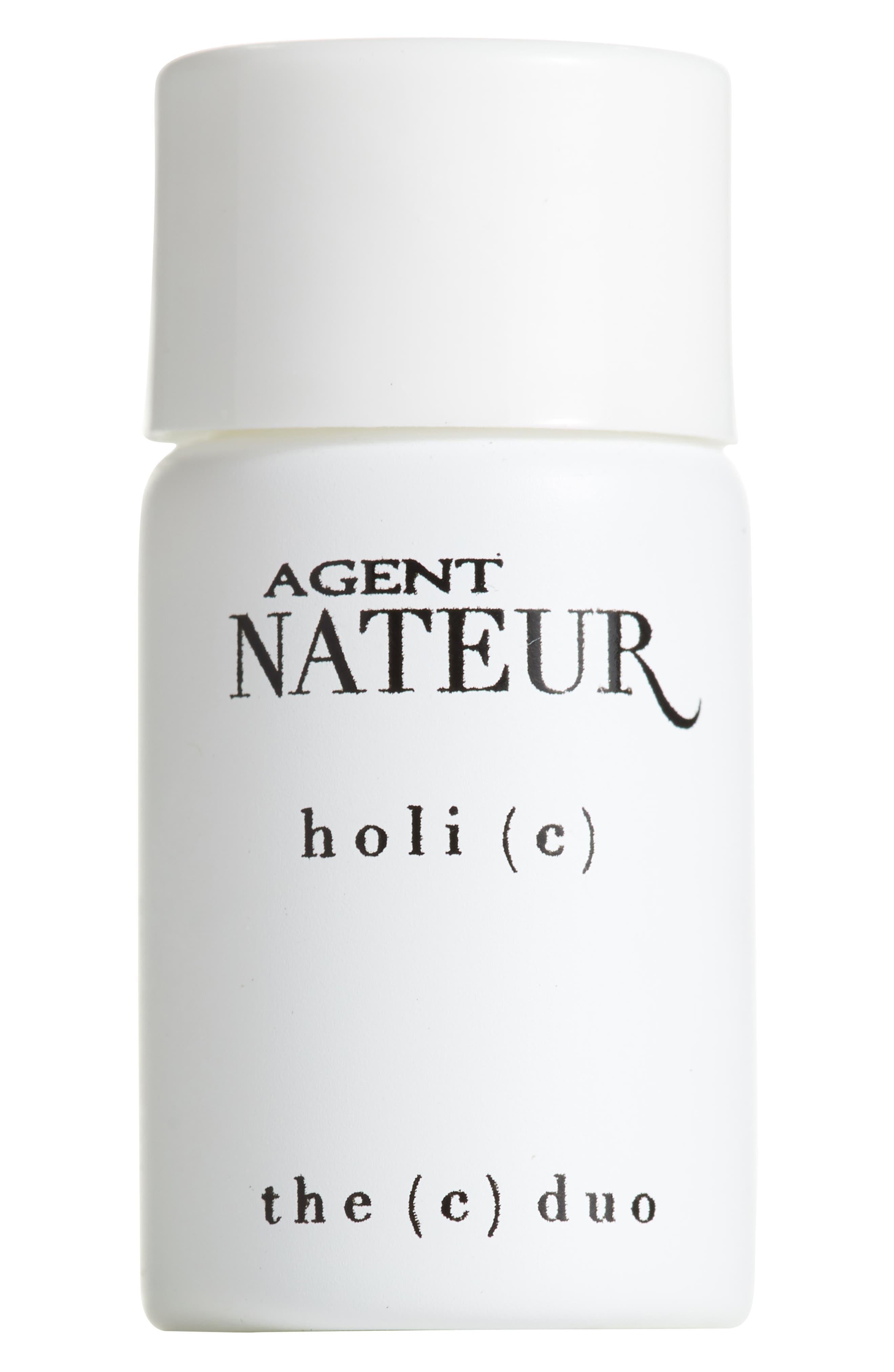 Holi(C) The C Duo Calcium & Vitamin C Powder Exfoliator