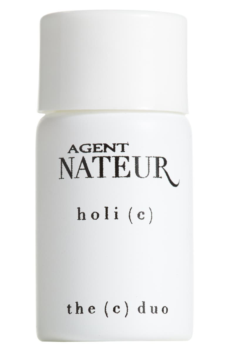 AGENT NATEUR holi(c) Youth Skin Refining Face Vitamins Powder Exfoliator, Main, color, NO COLOR