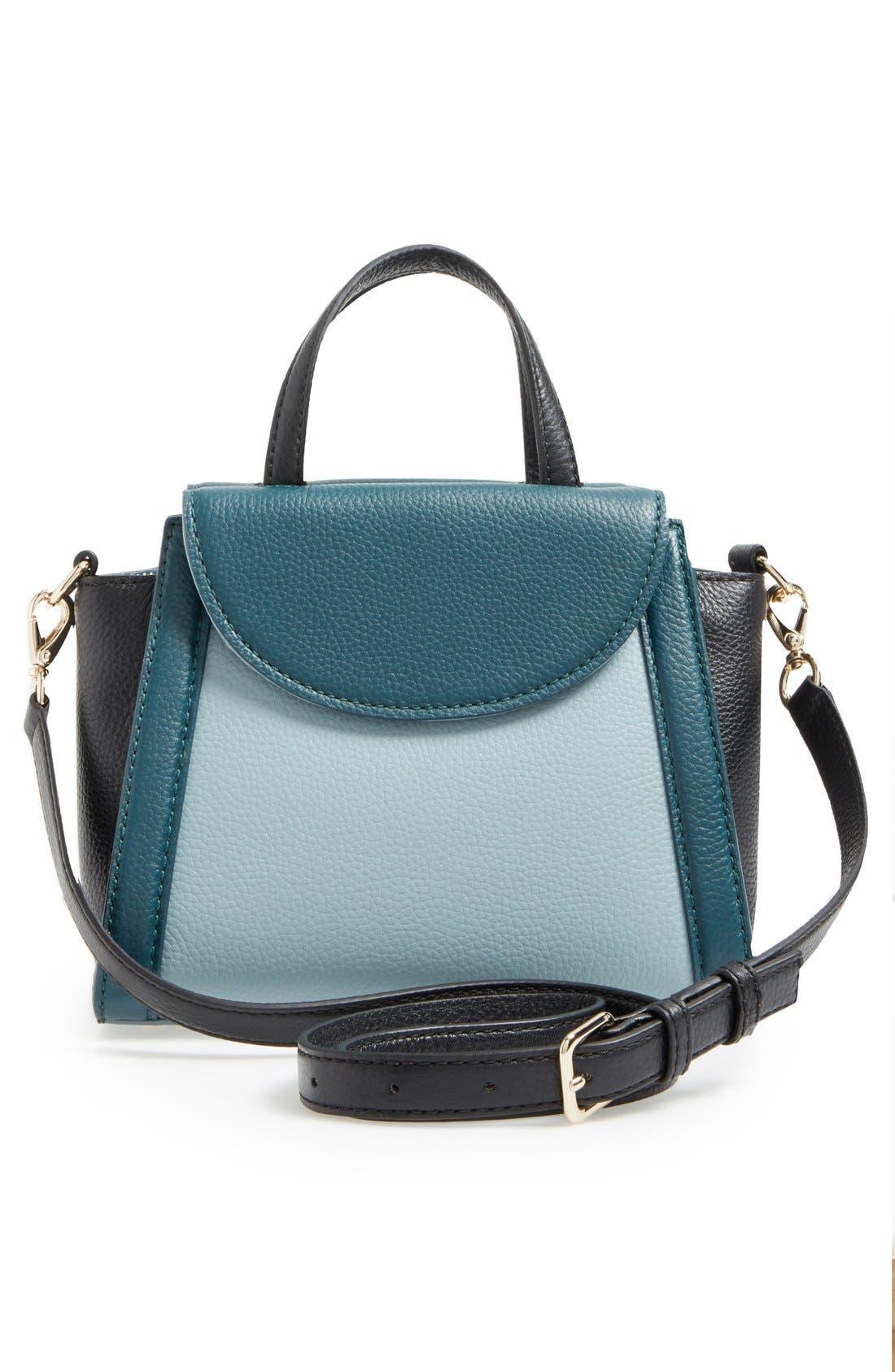 ,                             'cobble hill - small adrien' leather satchel,                             Alternate thumbnail 10, color,                             320