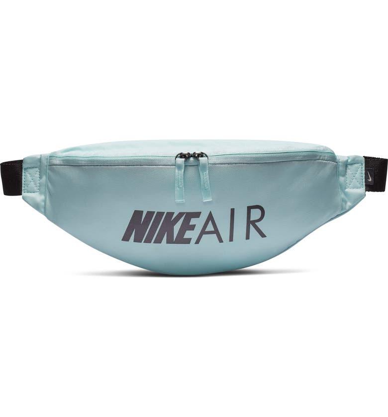 NIKE Air Heritage Belt Bag, Main, color, 431