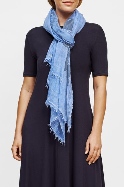 Image of Eileen Fisher Modal Silk Reflections Scarf