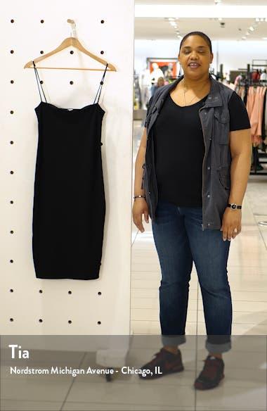 Mena Ribbed Body-Con Dress, sales video thumbnail