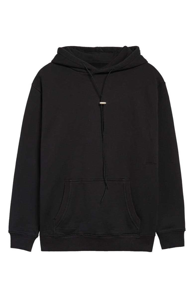 ZANEROBE Logo Hooded Sweatshirt, Main, color, 001