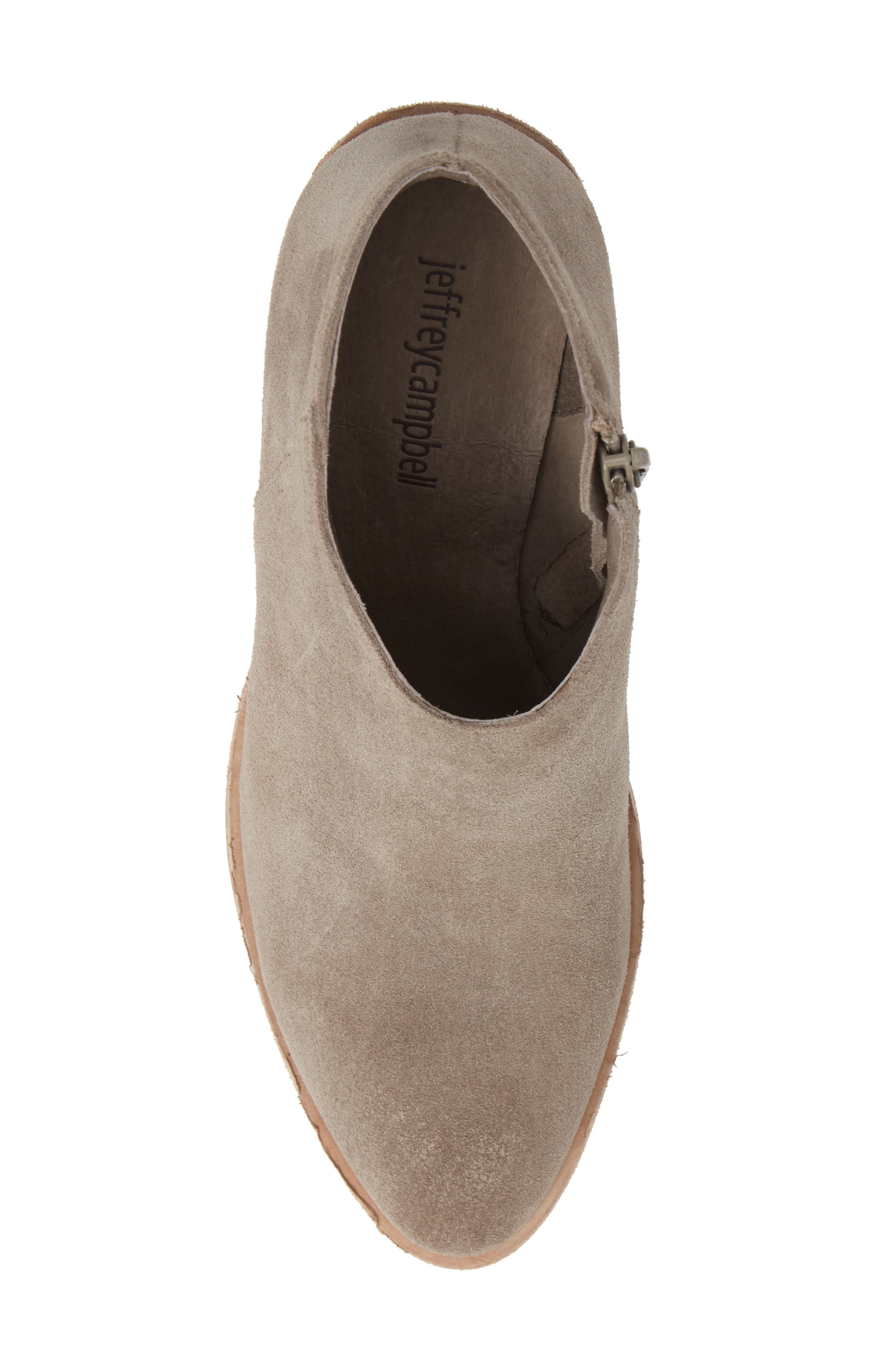 ,                             Kamet 2 Boot,                             Alternate thumbnail 5, color,                             TAUPE OILED SUEDE