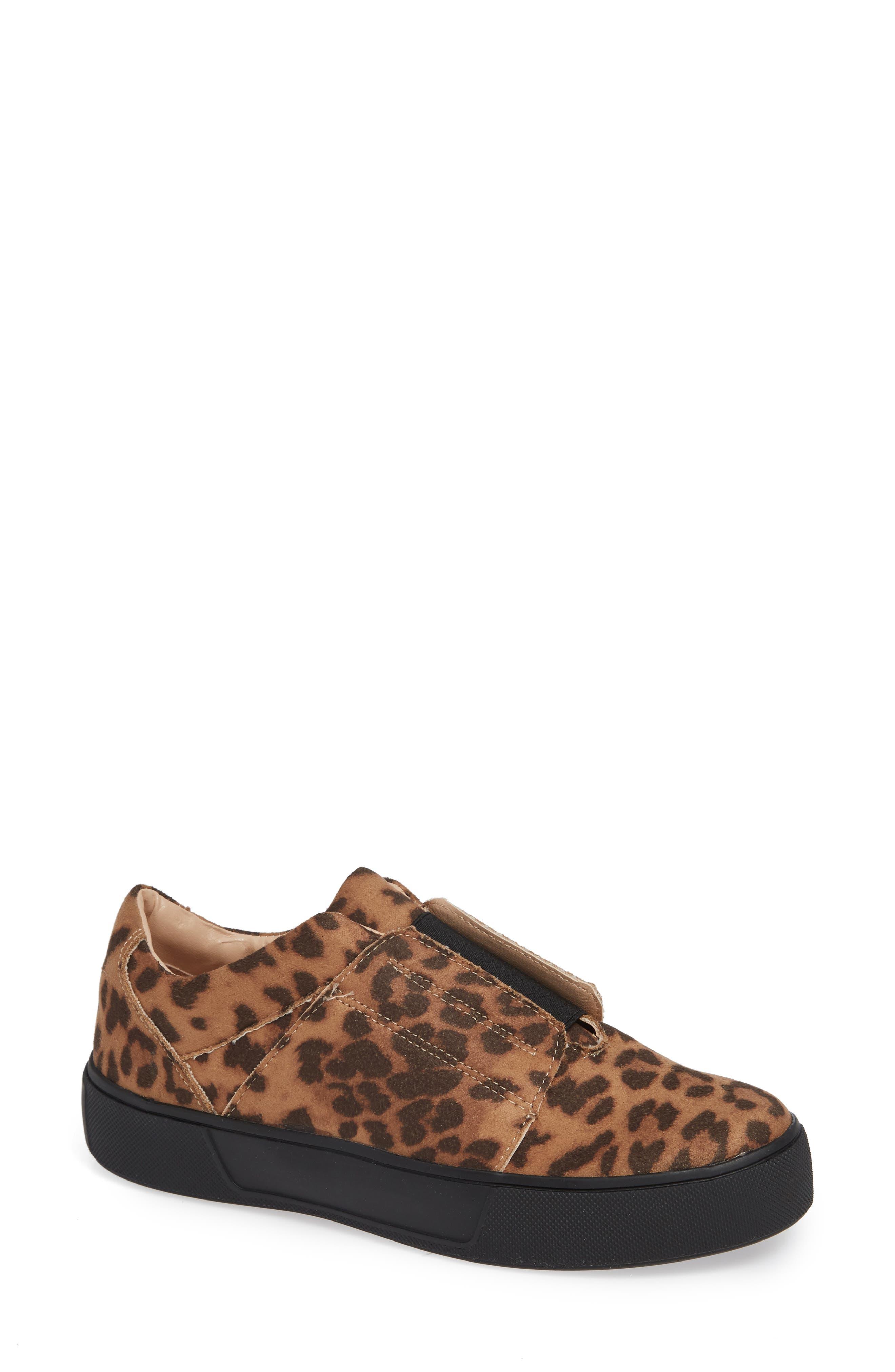 Very Volatile Tamera Slip-On Sneaker, Brown