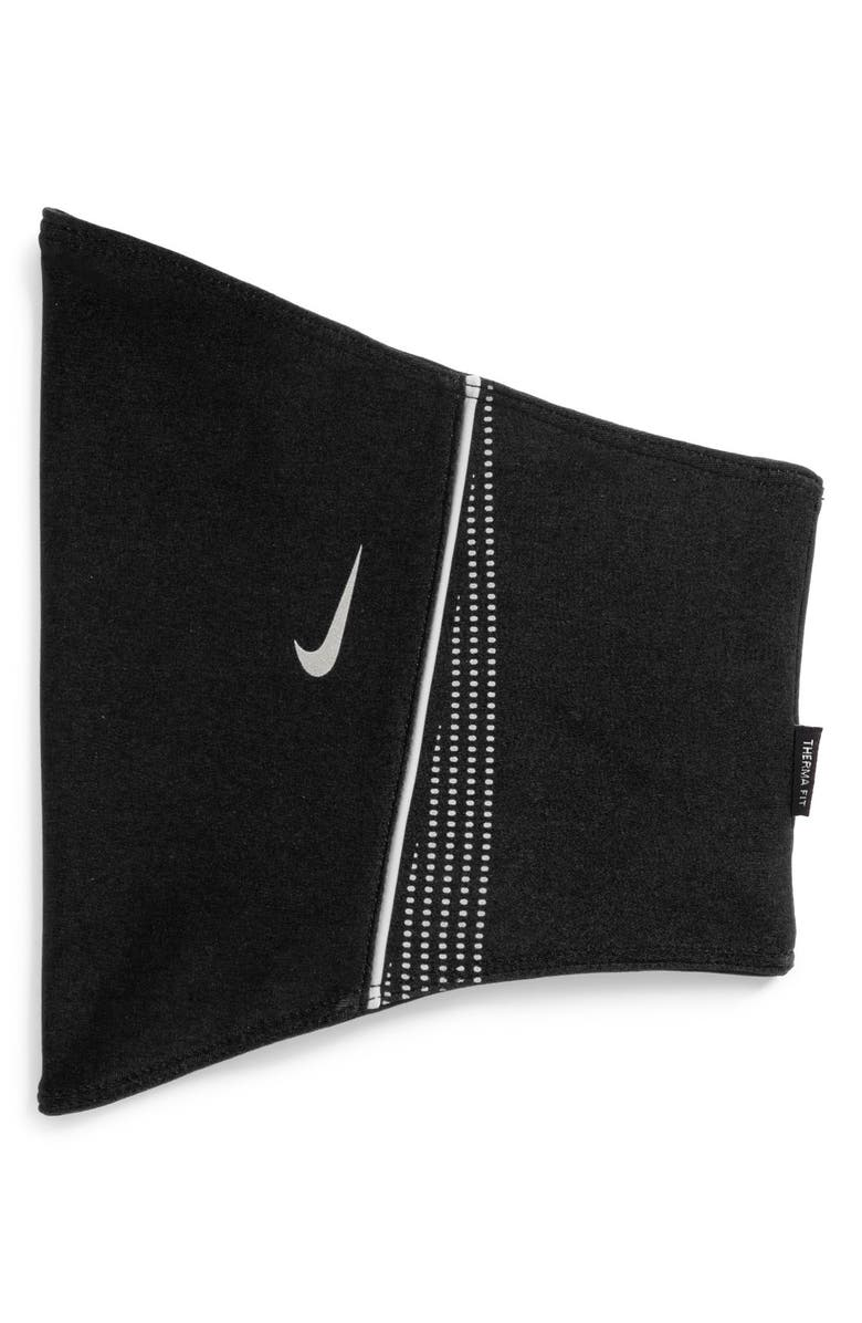 NIKE 'Thermal' Therma-FIT Neck Warmer, Main, color, 002