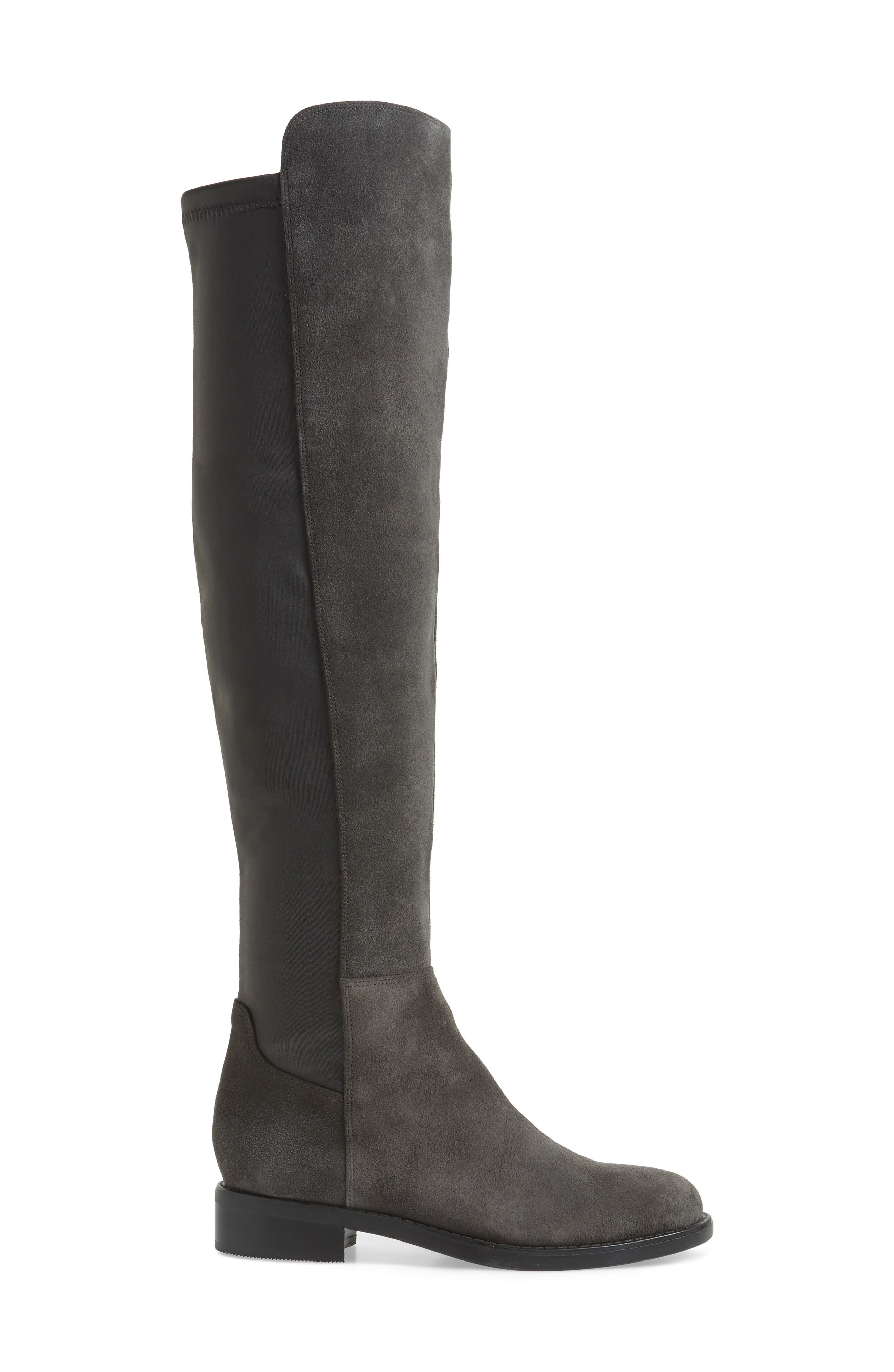 ,                             Danny Over the Knee Waterproof Boot,                             Alternate thumbnail 9, color,                             020
