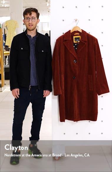 Corduroy Reefer Coat, sales video thumbnail