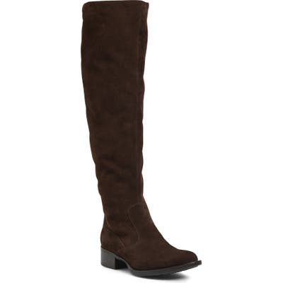 B?rn Cricket Over The Knee Boot, Brown