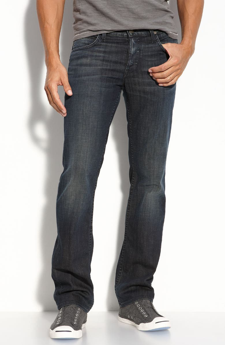 HUDSON JEANS 'Clifton' Bootcut Jeans, Main, color, 401