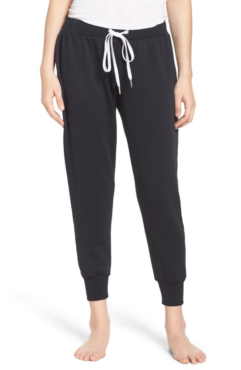 THE LAUNDRY ROOM Cozy Crew Lounge Pants, Main, color, 001