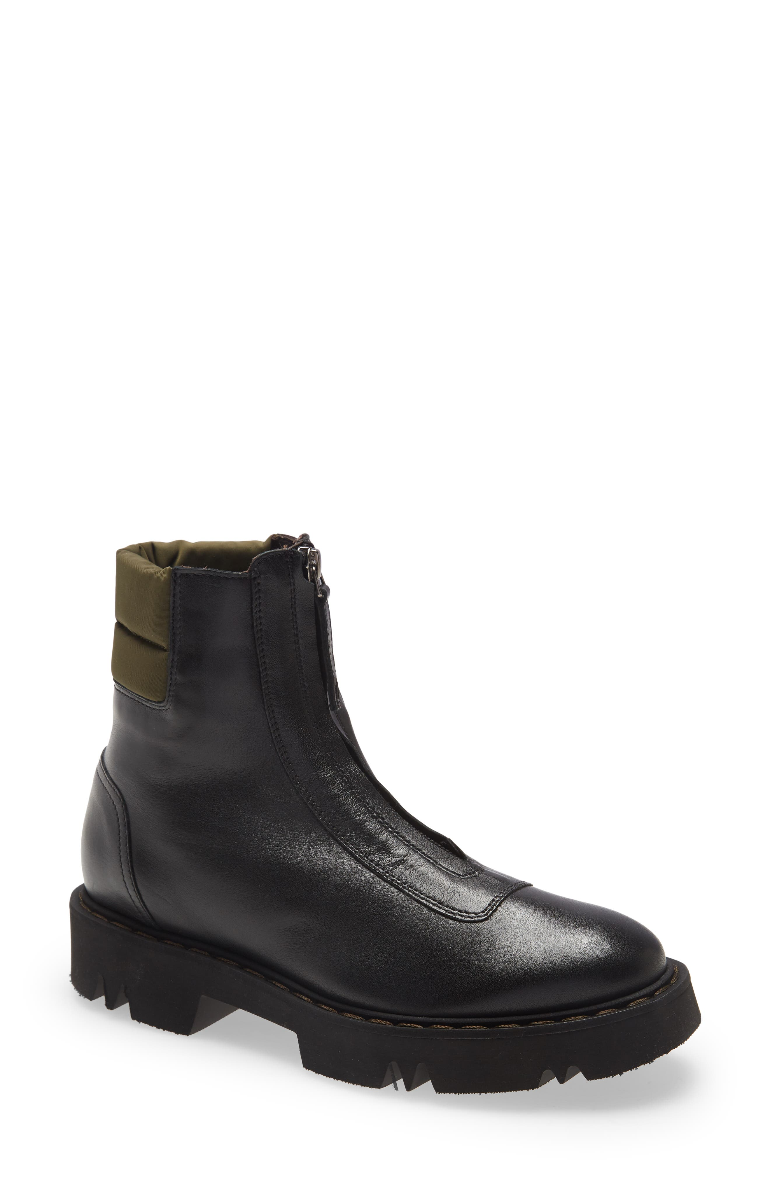 Harlo Waterproof Leather Boot