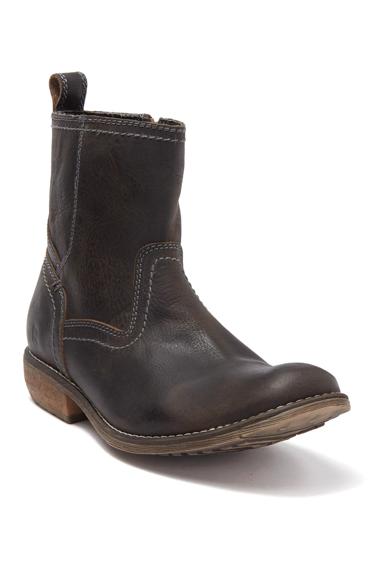 Image of Roan Crown Western Leather Boot