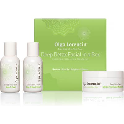 Olga Lorencin Deep Detox Facial In A Box