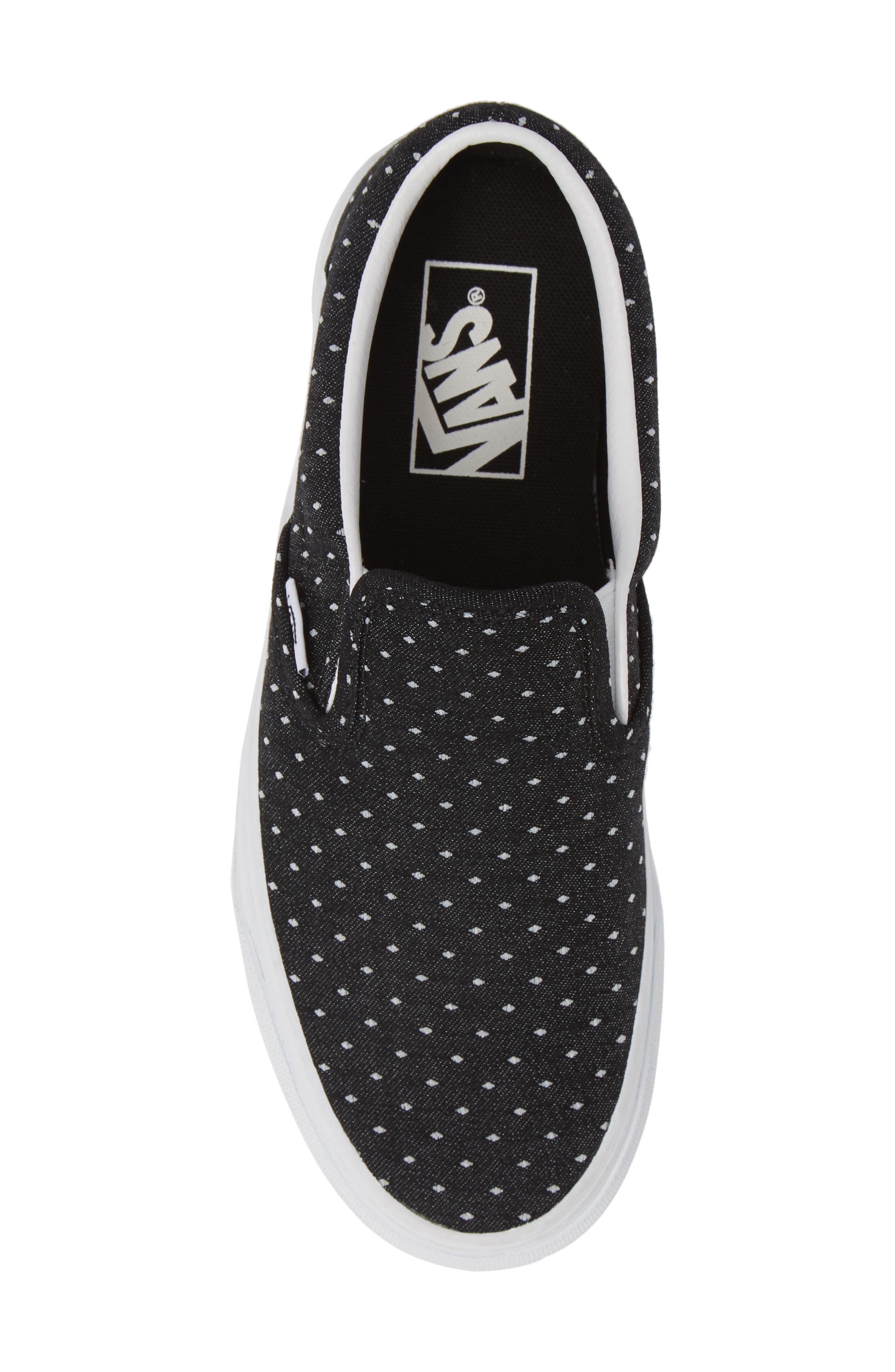 ,                             Classic Slip-On Sneaker,                             Alternate thumbnail 11, color,                             032