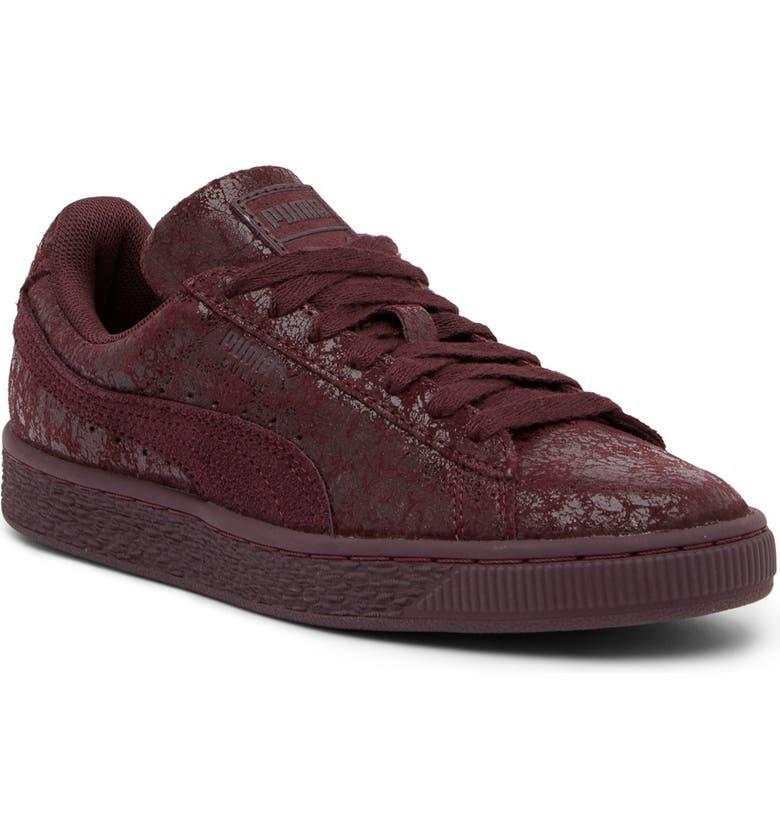 PUMA 'Remaster' Sneaker, Main, color, 600