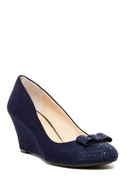 Image of Jessica Simpson Seley Wedge Pump