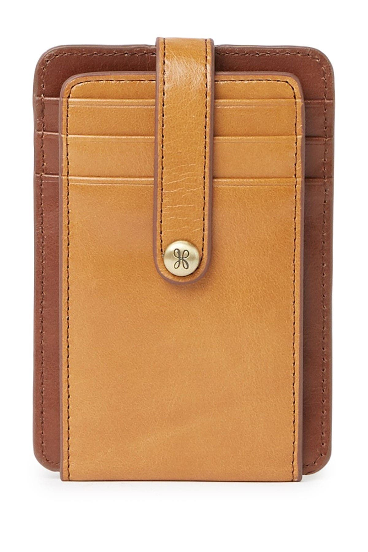 Image of Hobo Access Leather Card Holder