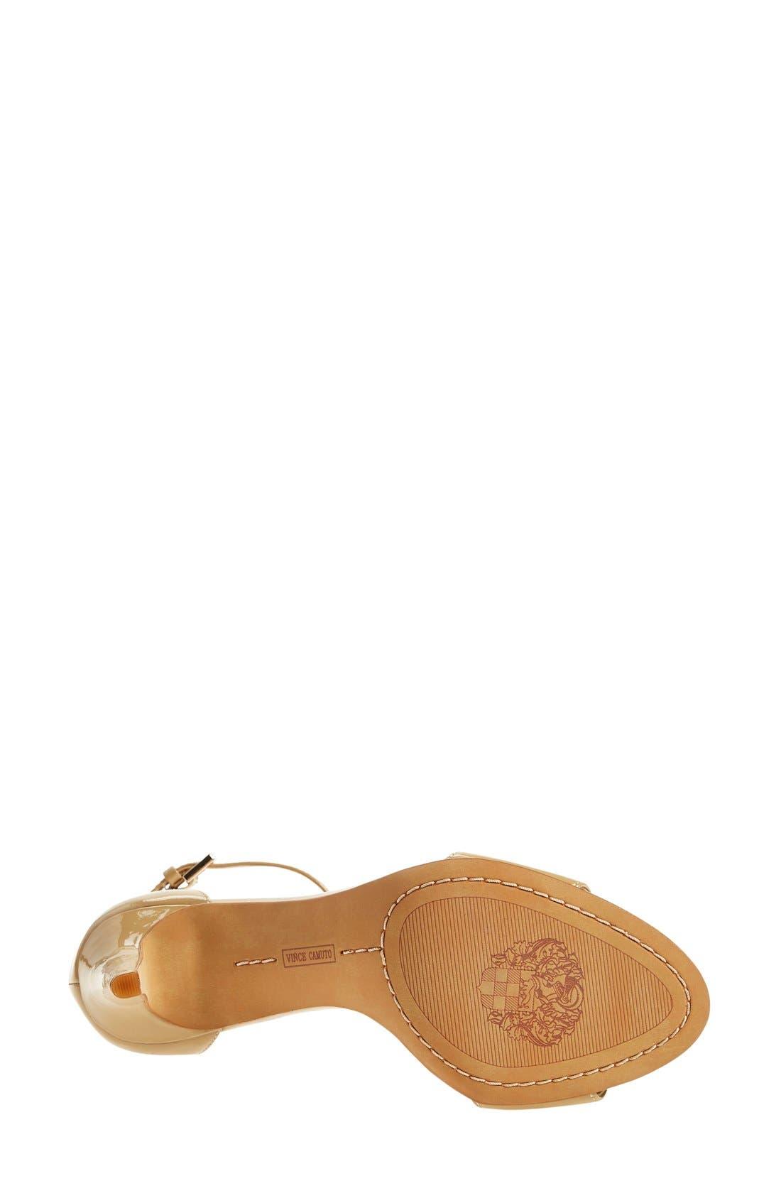 ,                             'Court' Ankle Strap Sandal,                             Alternate thumbnail 57, color,                             250