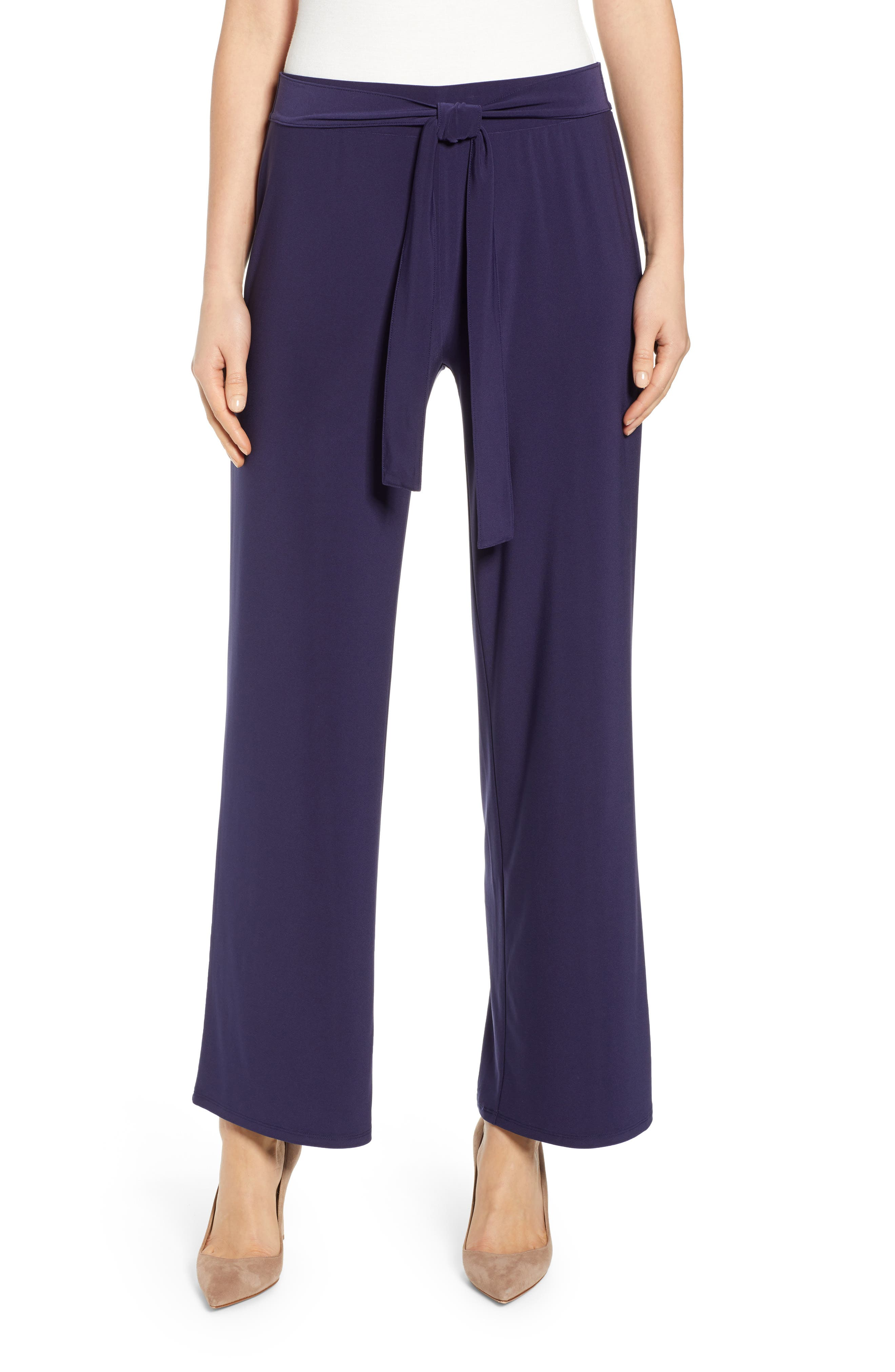 Women's Chaus Patricia Tie Waist Pants