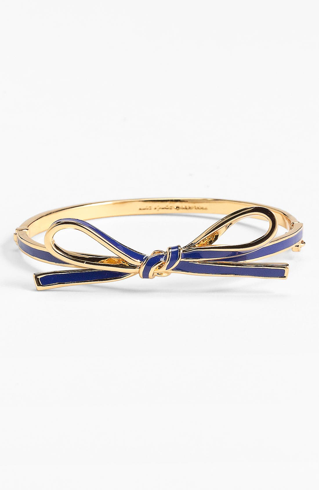 ,                             'skinny mini' bow bangle,                             Main thumbnail 20, color,                             400