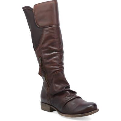 Miz Mooz Lena Tall Boot, Brown