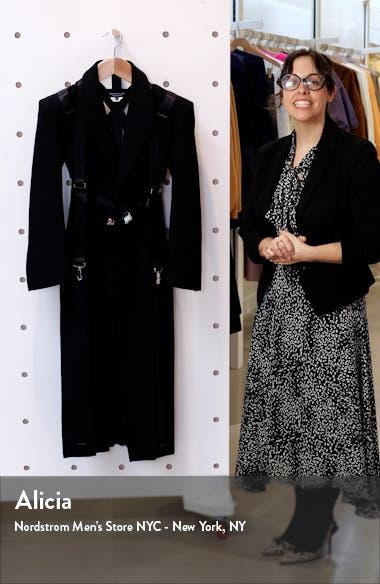 Wool & Nylon Melton Coat, sales video thumbnail