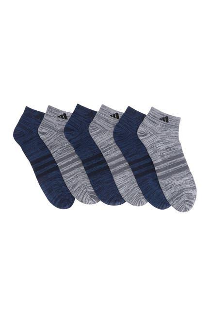 Image of adidas Superlite II Low Cut Athletic Socks - Pack of 6