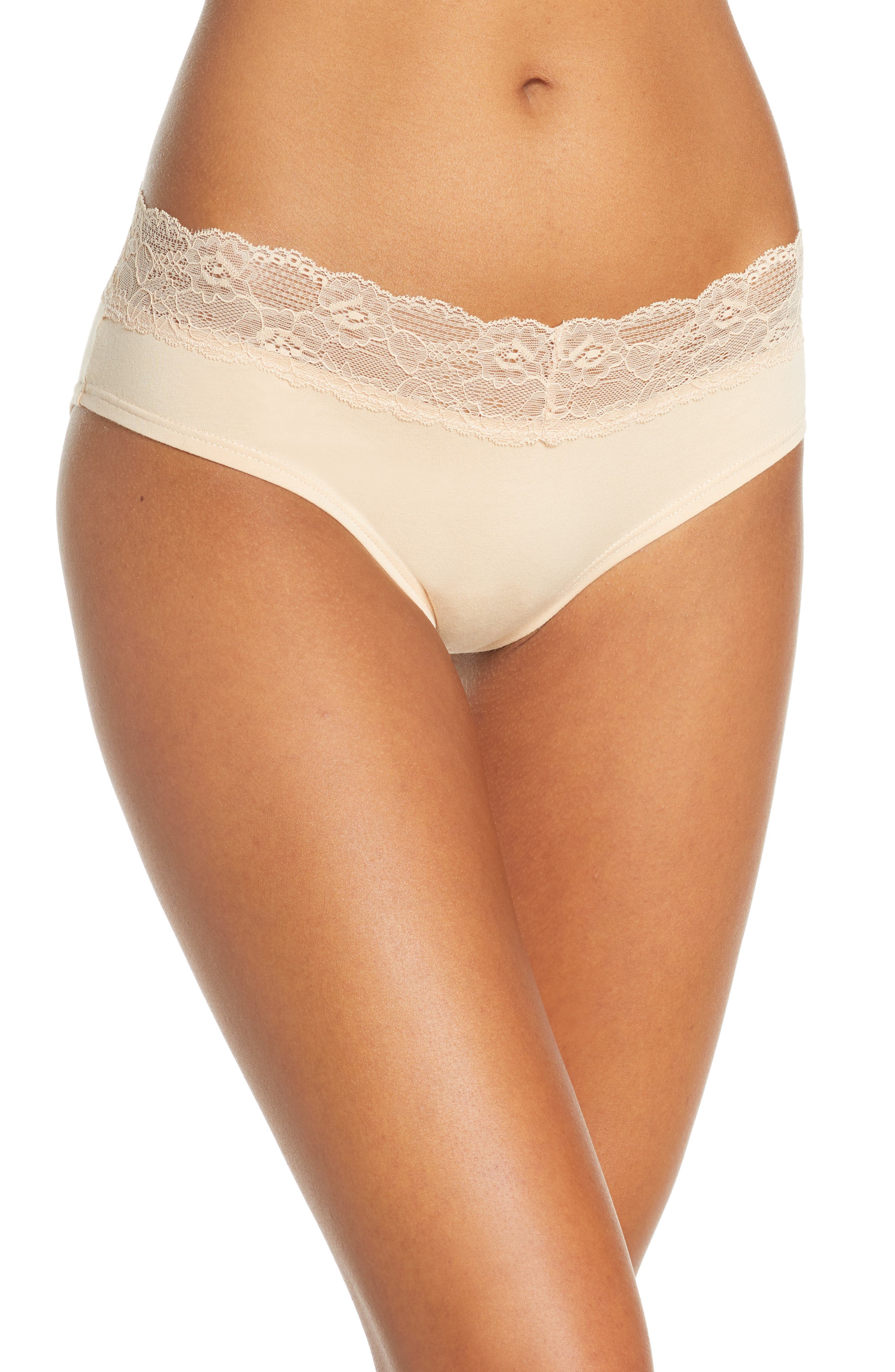 BP. Lace Trim Hipster Panties (Any 5 for $30)