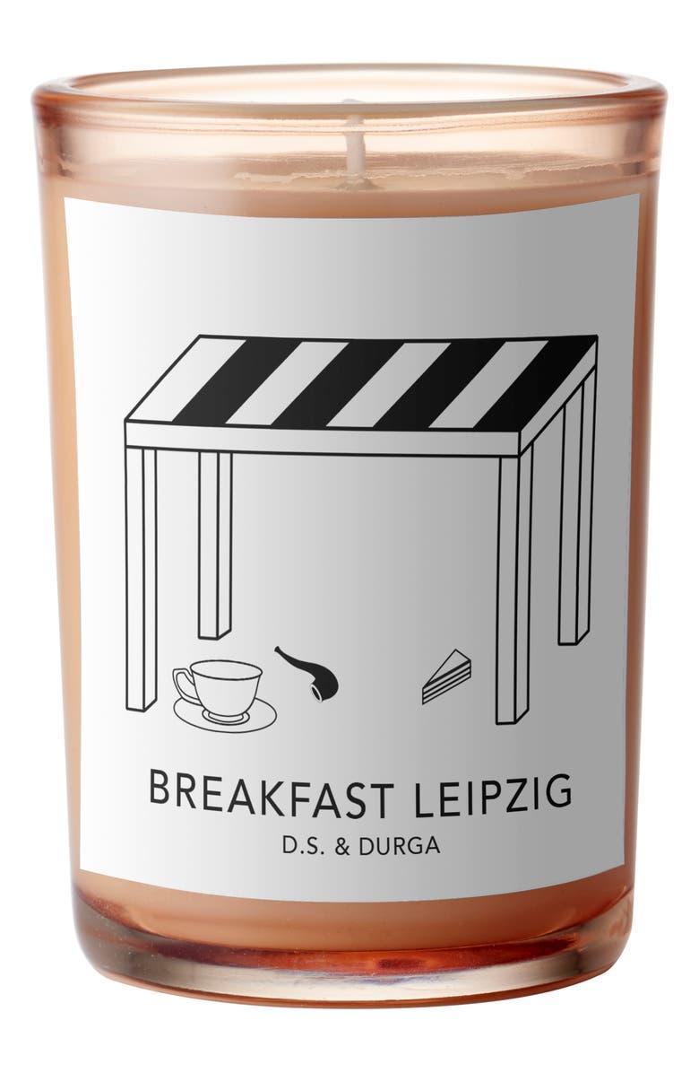 D.S. & DURGA Breakfast Leipzig Candle, Main, color, 000
