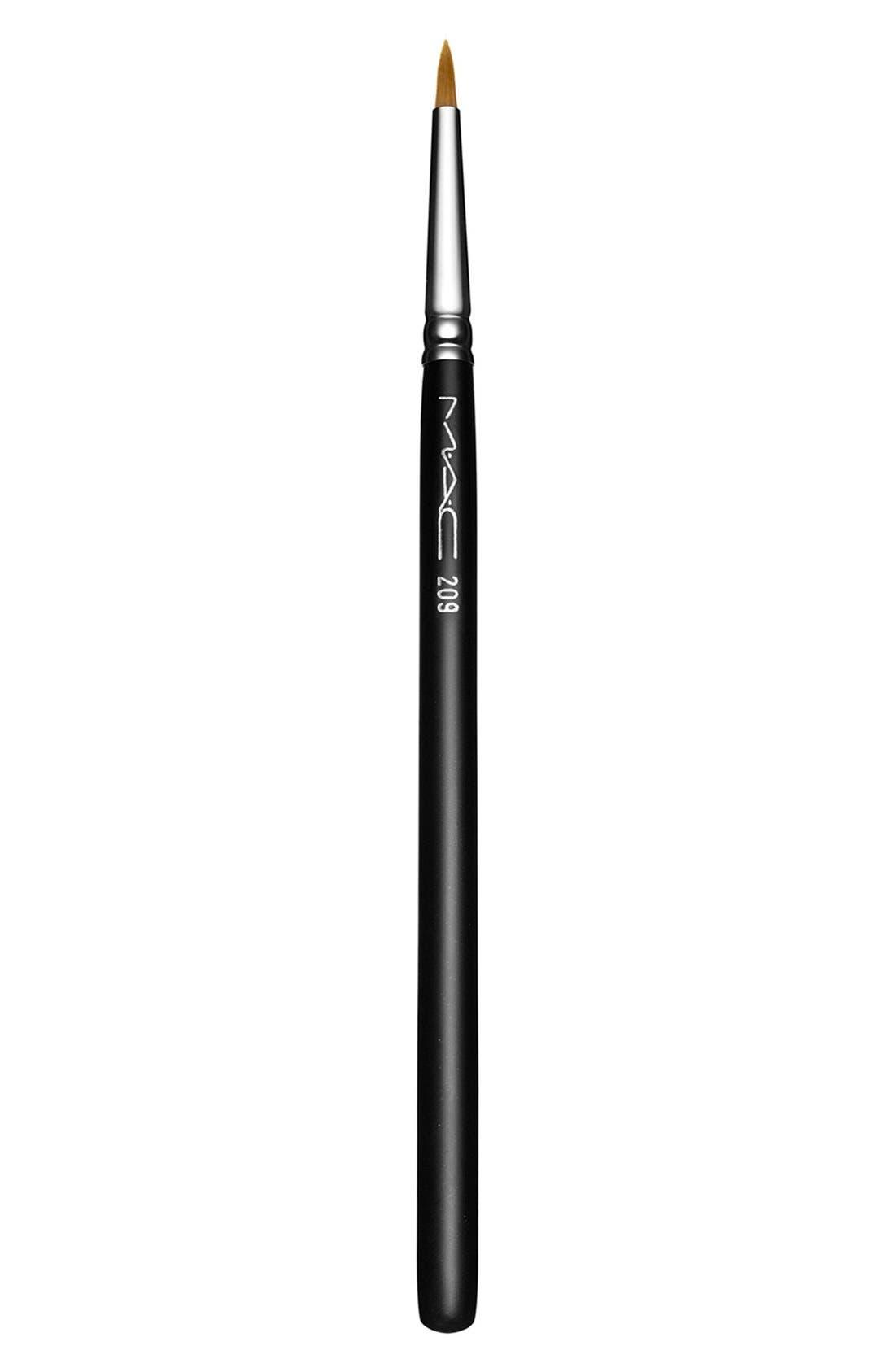 MAC 209 Eyeliner Brush | Nordstrom