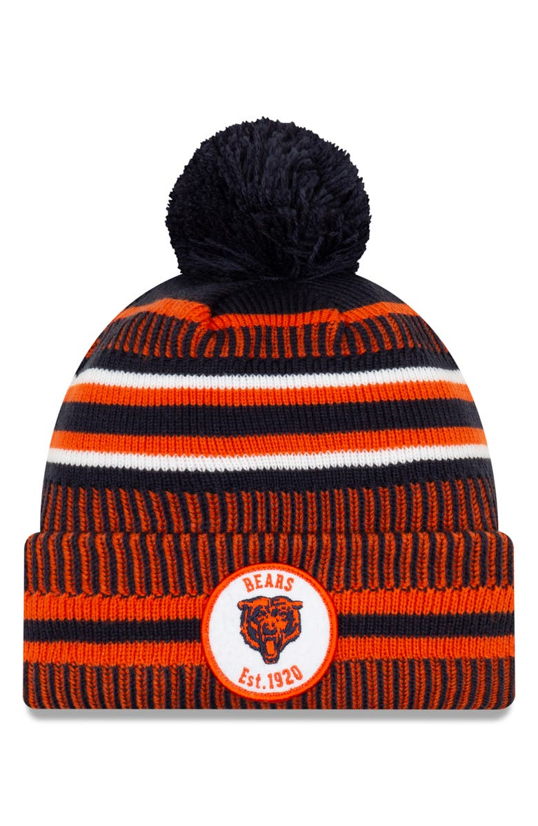 NEW ERA CAP NFL Beanie, Main, color, CHICAGO BEARS