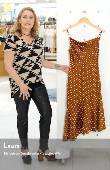 Cowl Neck Midi Dress, sales video thumbnail