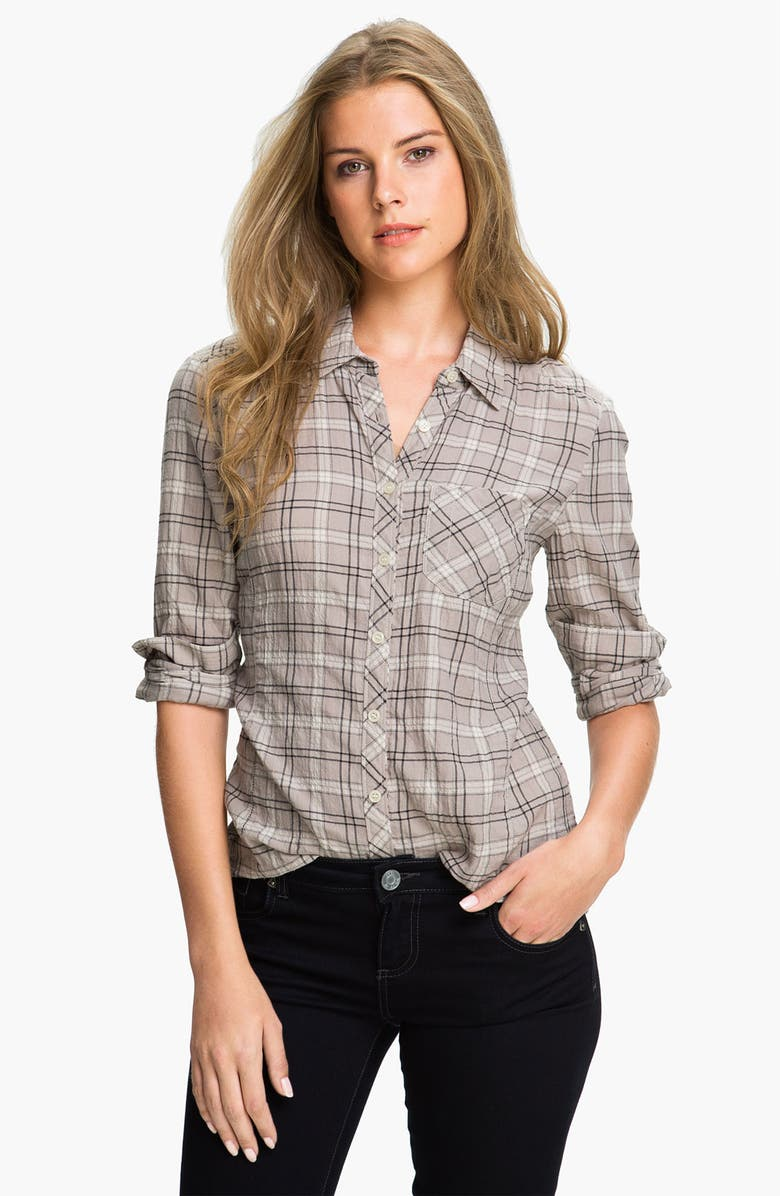 CASLON<SUP>®</SUP> Long Sleeve Shirt, Main, color, 020