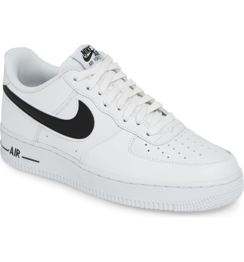 NIKE Air Force 1 '07 3 Sneaker, Main, color, 101