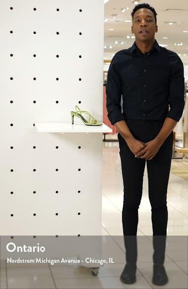 Billy Strappy Sandal, sales video thumbnail