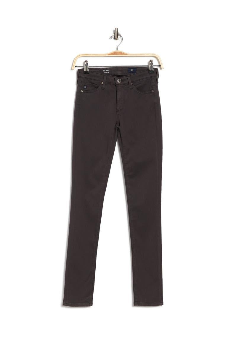 AG Prima Ankle Skinny Jeans, Main, color, CAVERN