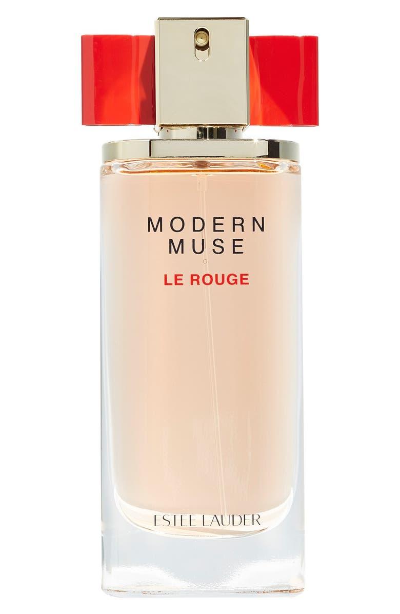 ESTÉE LAUDER Modern Muse Le Rouge Eau de Parfum Spray, Main, color, 000
