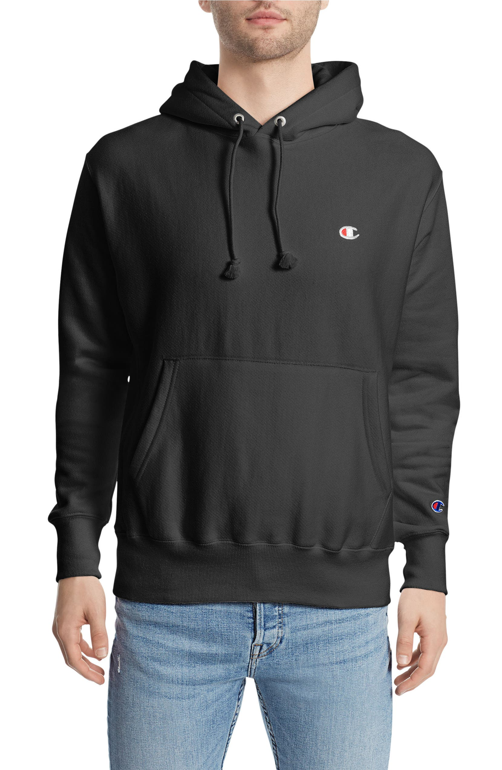 d3956256 Champion Reverse Weave® Pullover Hoodie   Nordstrom