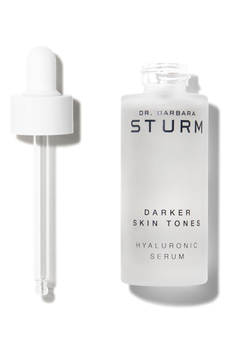DR. BARBARA STURM Darker Skin Tones Hyaluronic Serum, Main, color, NO COLOR