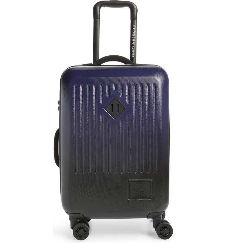 HERSCHEL SUPPLY CO. Small Trade 23-Inch Rolling Suitcase, Main, color, 400