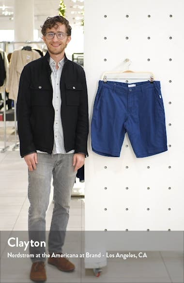 Austin Linen Shorts, sales video thumbnail