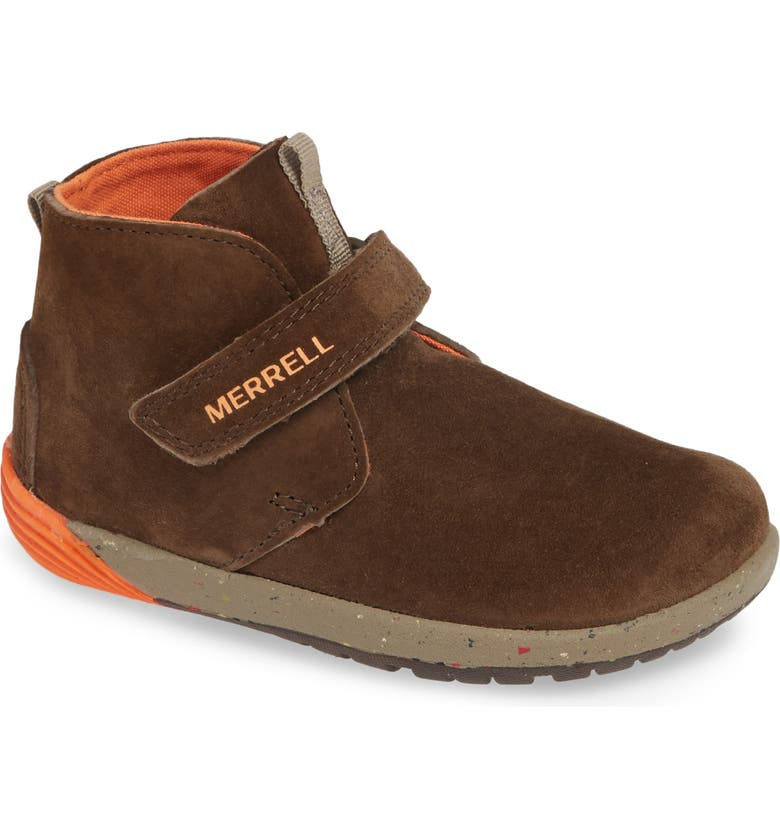 MERRELL Bare Steps Boot, Main, color, BROWN