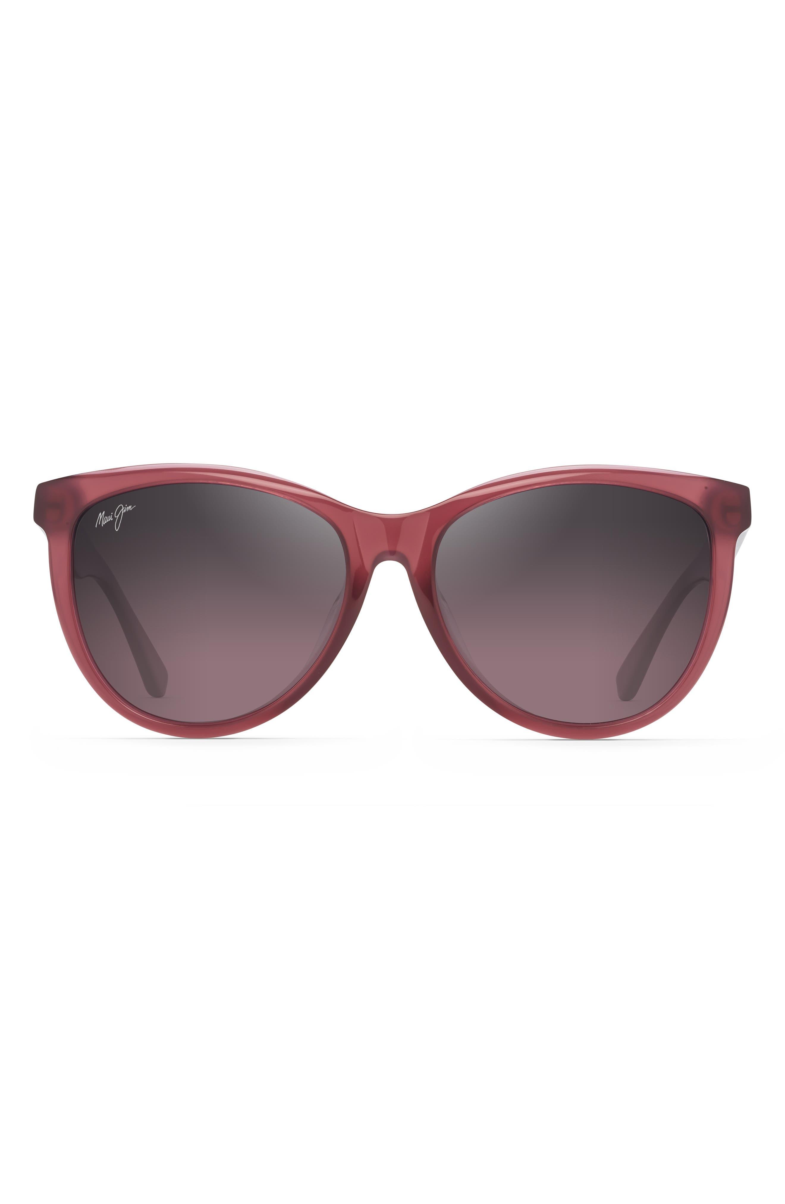 Glory Glory 56mm Polarizedplus2 Cat Eye Sunglasses
