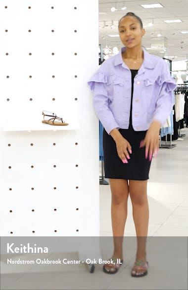 Taleah Strappy Sandal, sales video thumbnail