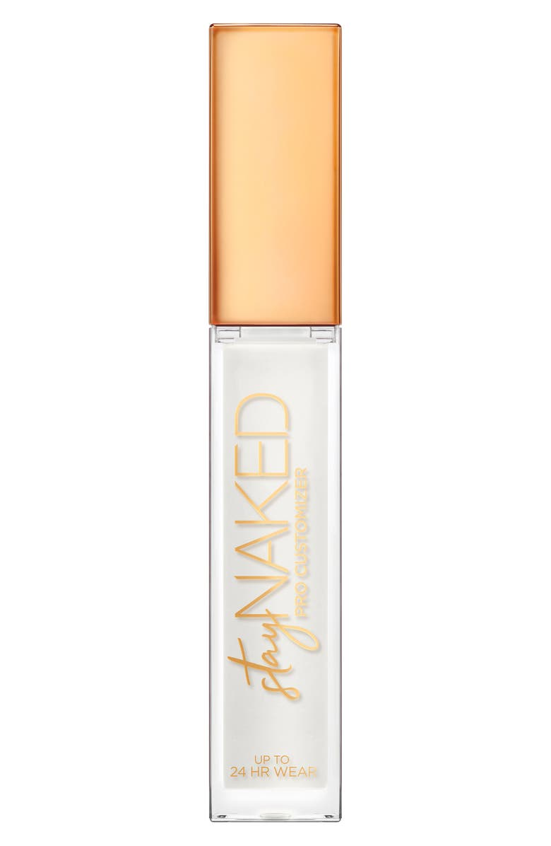 URBAN DECAY Stay Naked Pro Customizer, Main, color, WHITE
