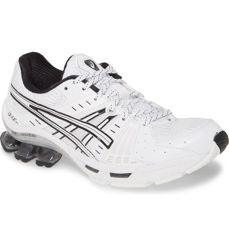 ASICS<SUP>®</SUP> GEL-Kinsei OG Running Shoe, Main, color, WHITE/ WHITE