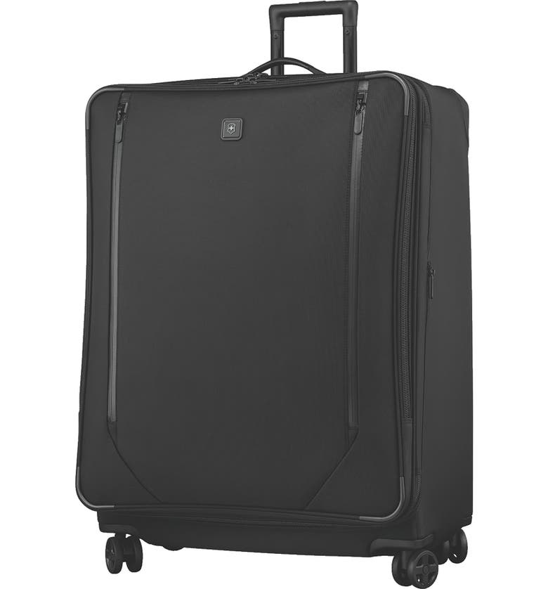 VICTORINOX SWISS ARMY<SUP>®</SUP> Lexicon 2.0 31-Inch Wheeled Suitcase, Main, color, BLACK