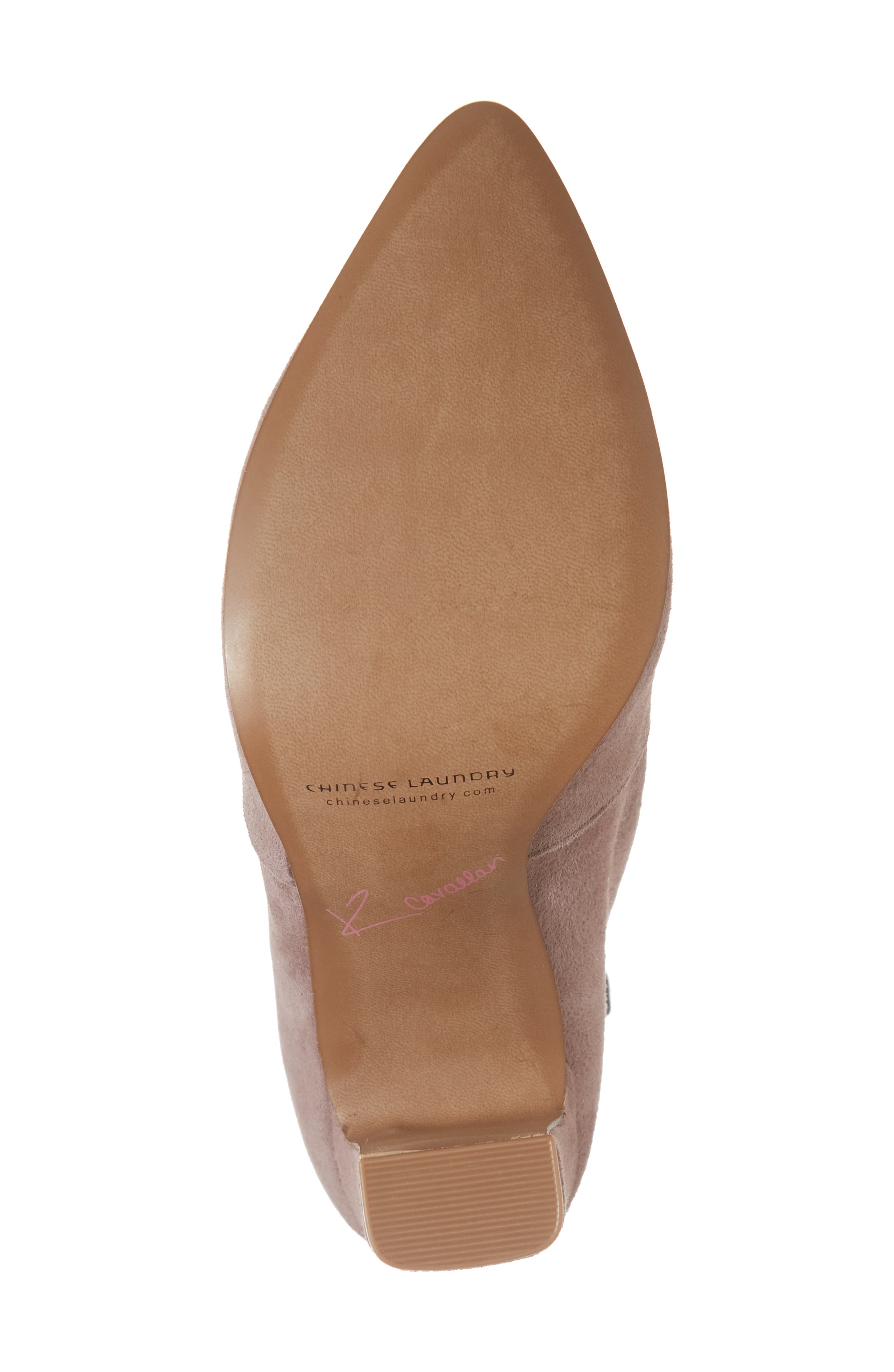 ,                             Karly Suede Bootie,                             Alternate thumbnail 18, color,                             500